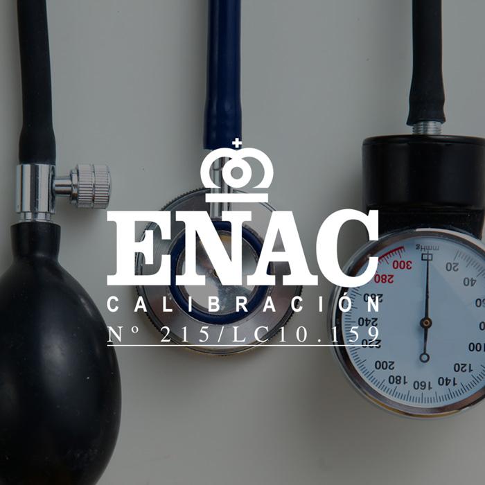 enac calibracion
